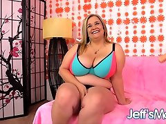 Fat reality kings mils with Monster Tits Cami Cooper Pleasured by a Fucking Machine
