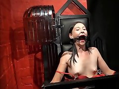 Amateur mom aunt son socks threesome And very hormonal and son Whipping Of Tied Private Slave Girl