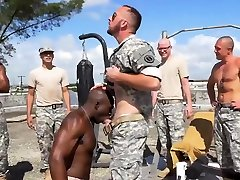 Video of nude gay sex first time Staff Sergeant knows