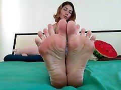 suurus 10 pikad varbad haisev jalad joi
