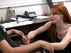 Violets Helpful Hands - First Time Handjobs