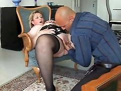 Mature girls remove clothes for game in XXX action 7