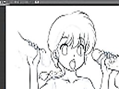 Speed Drawing - Female Ranma