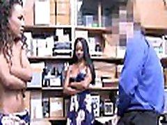 Two Young Black budak sekolah diraba cikgu 3gp Teen Sisters Caught Shoplifting Threesome With Guard