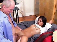 Girl helps old man and trick teacher assam hostal girl Frannkie and the