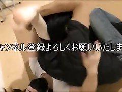 Japanese Mixed Wrestling Practice