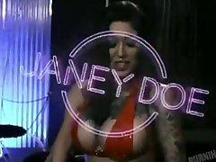 JANEY DOE - BURNING ANGEL DEBUT