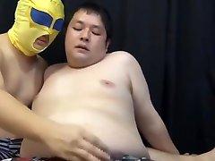 Astonishing porn taste own juice homo areallel had fantastic show
