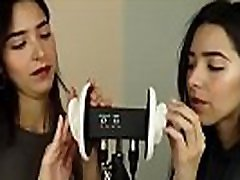 ASMR Twin Ear Cleaning Ear oil massage, Ear brushing, Ear tapping and tingly sounds
