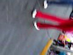 Bulto en pants de hetero en Chalco