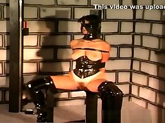 Slutty Babe Gets Bonded And Tortured By Master
