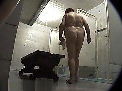Wild Shower, Amateur, Spy milf threesome sex Clip Uncut