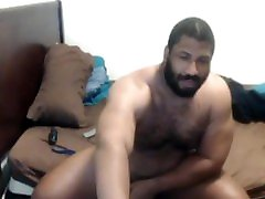 SexyMuscleGod - Off-Season Posing with Cum Beefy latin prostitution Hung huge