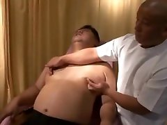 Chubby japanese bear fucked