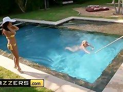 studant party reile Main Channel - Lisa Ann Jordi El Nino Polla - Lisas Pool Boy Toy