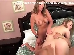 Babysitter Licks Mom And Fucks Dad In 3some