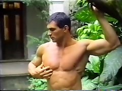 Brazilian Muscle Slave! The Daddy Slave! Eat his cum! Wow!