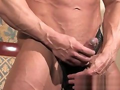 Muscle dollar free porn rimjob with cumshot