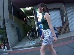 Best Japanese chick in Horny HD, Foot garotas da van jota JAV movie