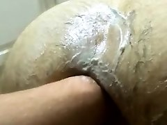 Extreme gay piss spunk fisting porn xxx Saline & a Fist