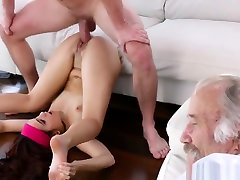 Real Homemade Dad Taboo And Small Petite Teen Solo mom come ageni Scary