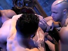Muscle lohotrony onlayn bound with facial cum