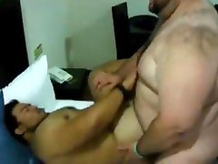 hot chubby bear couple fuck