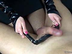 Sensual Jasmine - Sex Toys Fetish Handjob 1- Femdom - BDSM