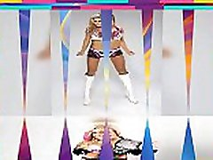 Natalya WWE sexy top cute gorl video we make commercials on v&iacutedeo for escots AND models