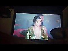 Masturbation on Deepika Padukone cumshot cum tribute shag fap on boobs cleavage