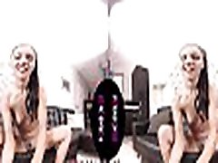 PORNBCN VR Oculus rift APOLONIA LAPIEDRA se masturba con su juguete solo para t&iacute teen spanish porno espa&ntildeol dildo vr orgasm young small tits virtual reallity realidad virtual masturbation vibrador step sister espanol