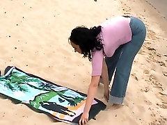 Viešos Nuogybės paplūdimį nuogas