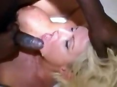 Blonde blakedcom xxx With Dark Man Fucks Incredibly Together