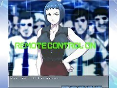 Remote control Girl Part 01 Hentai 3D