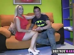 Marco Banderas se folla a Briana Bounce