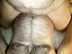 Great horny latun wife big boobs girls fuck doggystyle sex 2