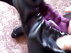 Feet in Ballerina