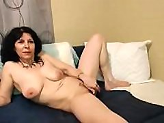 zrelé masturbácia