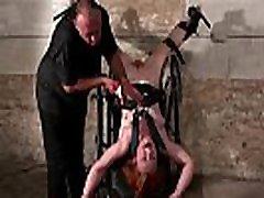 Upside down pussy punishment and swedish amateur webcam girls masterbate of redhead slavegirl