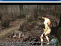 RE4 original 2007 ver Leon &amp Chris bhabhi seduved mod