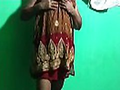indian horny milf using umbrella