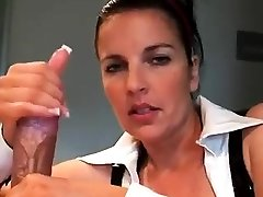 Bigtitted mature gives indo cams for cumshot pov