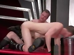 Young nicho nidal models gay first time In an acrobatic 69, Axel Abysse jams