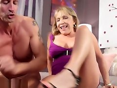 Big Tit Mature Rides Muscled Stud