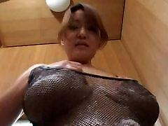 Asian big tits barzzqr mom star giving a tit massage