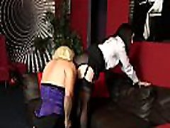 Slut Sadie Humiliated and Caned - Never Disappoint your Mistress