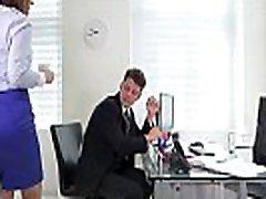 Stud Fucked Real Hard lana Seymour in the Office