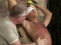 Gay fuck Slave Boy Made To Squirt