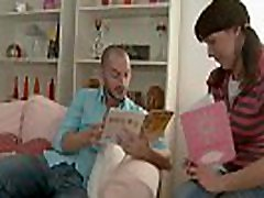 Brunette vixen mom long video is in the mood for some anal sex
