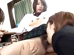 Three Naughty emmie caspar old young action Schoolgirls Enjoy Hot Lesbian Sex In Th
